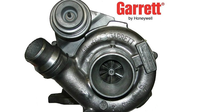 Ремонт турбин Garrett